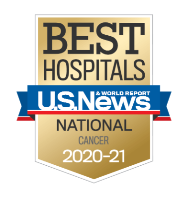 US News World Report Best Hospital Badge